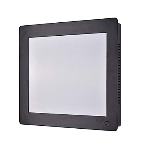 12.1 Inch Industrial Touch Panel PC,All in One Computer,5 Wires Resistive Touch Screen,Windows 7/10,Linux,Intel 3855U,(Black),[SNWELL L4],[3RS232/VGA/LAN/5USB2.0/1USB3.0/Audio], -