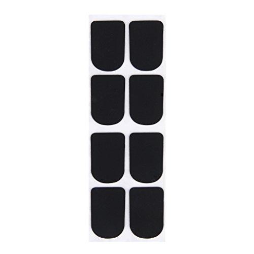 08mm-8pcs-boquilla-parches-pads-cojines-clarinete-saxofon-soprano-sax-de-color-negro