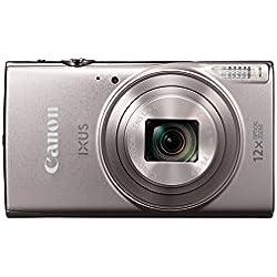 Canon IXUS 285 HS Appareils Photo Numériques 21.1 Mpix Zoom Optique 12 x - Argent