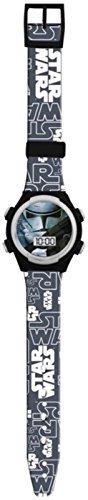 Disney Star Wars Armbanduhr Stormtrooper Kinderuhr digitale Kids Watch