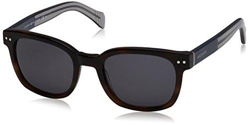 Tommy Hilfiger Unisex-Erwachsene TH 1305/S Sonnenbrille, Braun, 51
