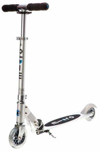 Micro Sprite Scooter - Silver