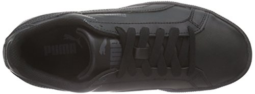 Puma Puma Smash FUN L Jr, Unisex-Kinder Sneakers Schwarz (black-black 05)