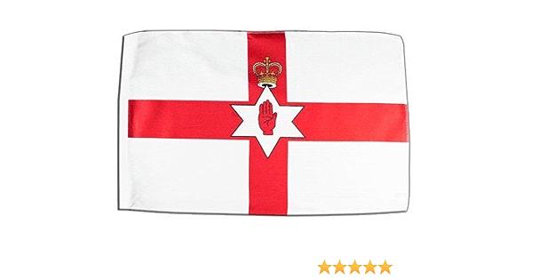 Fahne Flagge Nordirland 30 x45 cm