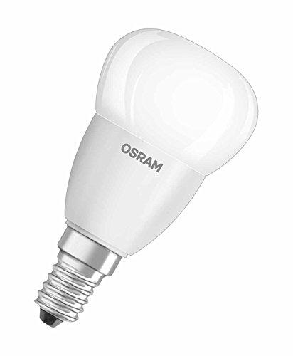 OSRAM LED Star Classic P / LED-Lampe in Tropfenform mit E14-Sockel / Nicht Dimmbar / Ersetzt 25 Watt / Matt / Warmweiß - 2700 Kelvin / 1er-Pack -