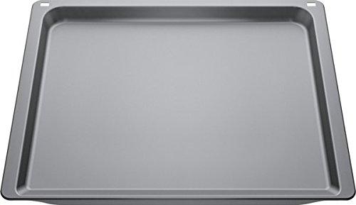 Neff Z11CB10E0 Horno Rectangular - Bandeja de Horno Universal, Horno, Rectangular, Gris, Esmalte