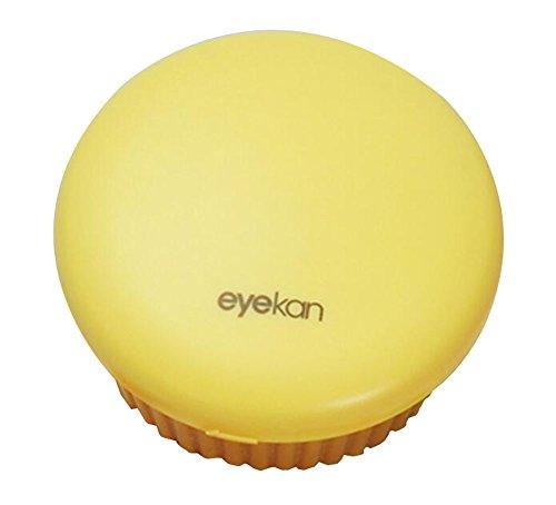 en Box leicht zu tragen - Gelb (Rabatt Kontaktlinsen Online)