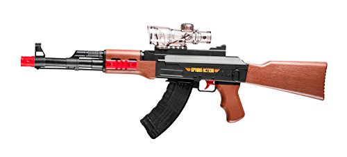 Rifle Bolas de Agua