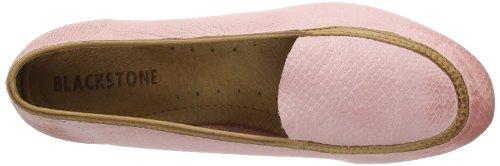 Blackstone Slip-on Ladies, Ballerines Femme Rosa (Pink (Pink))