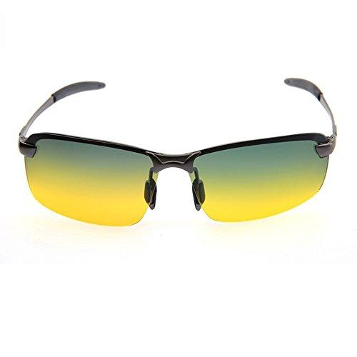 lunettes de soleil homme Lunettes de soleil pour homme Polarized UV400 Sports Lunettes de soleil pour Outdoor Sports Ride Driving tKima6Em3t Pêche Running Skiing Escalade Randonnée Driving Convient pour les EodXixV