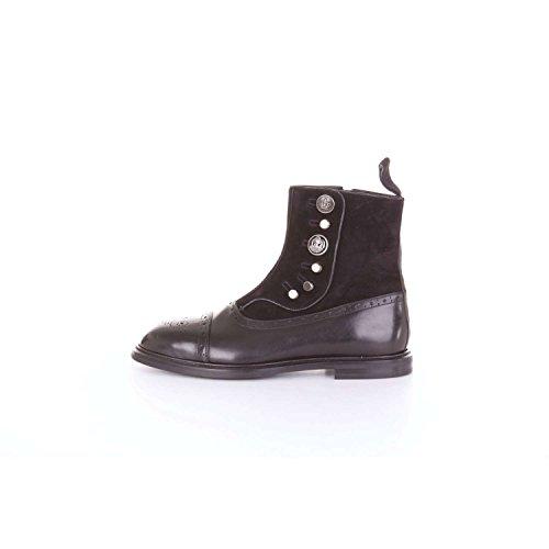 Dolce & Gabbana A60115AB984 Stiefeletten Harren schwarz 42.5