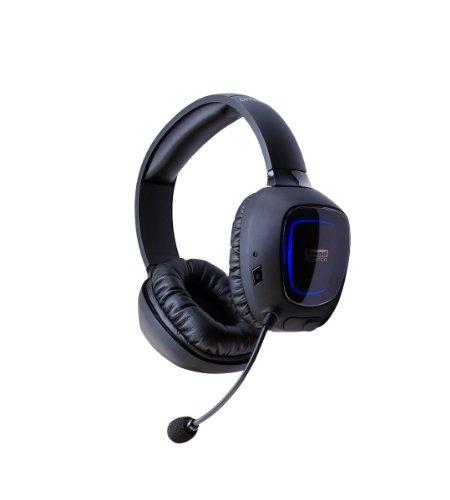 Preisvergleich Produktbild Creative Sound Blaster Tactic3D Omega GH0130 Wireless SBX-Headset für PC,  Xbox 360,  PS3 und Mac schwarz
