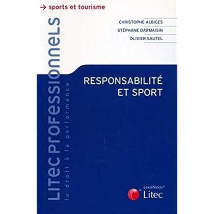 Responsabilité et droit du sport