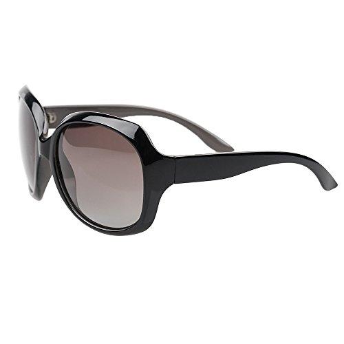 BLDEN Mujer Grande Gafas De Sol moda polarizadas gafas
