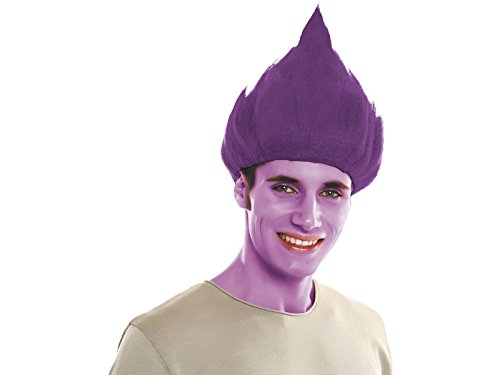 viving Kostüme viving costumes203825peluca de Troll (One ()