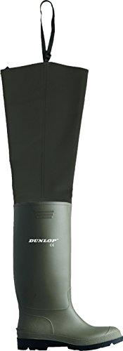 Dunlop cuissardes landwirtschaft- anglerstiefel et 1992 - Vert - Vert