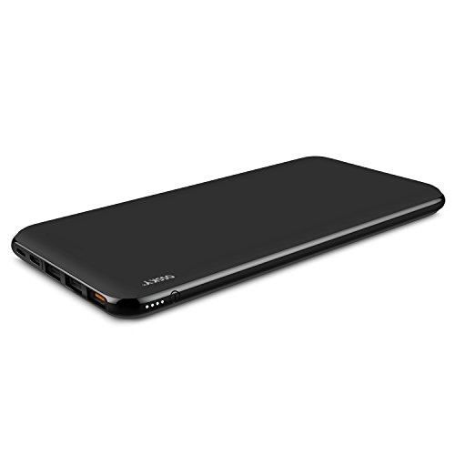 Powerbank 20000mAh - OSSKY Power Pack hohe Kapazität Handy Ladegerät 3-Port 3A Output(Micro USB/C) Kompatibel für iPhone XS/XS Max/Xr / 8/7 / 6s, Samsung S9+/ S9, Huawei, iPad Audio-power-pack