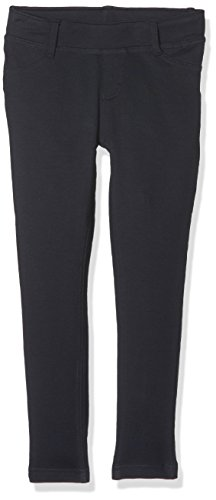 NAME IT Mädchen Hose NKFJAVI UNB SWE Legging NOOS, Blau (Sky Captain), 152