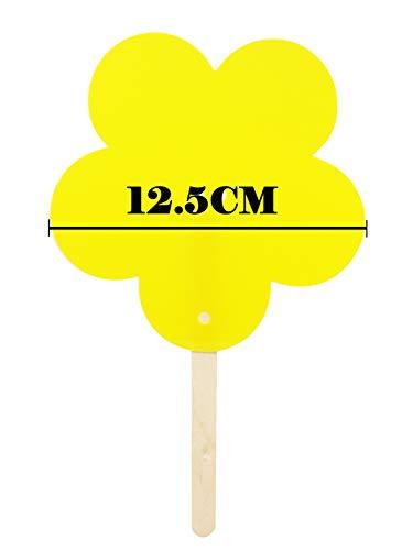 Zoom IMG-4 plai 20 pezzi giallo trappola