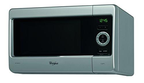 Whirlpool MWA 269 SL Comptoir Micro-onde combiné 24L 750W Argent micro-onde - Micro-ondes (Comptoir, Micro-onde combiné, 24 L, 750 W, boutons, Argent)