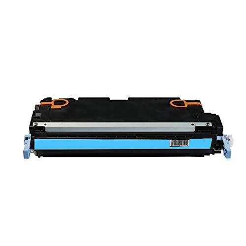 JunbosiFür HP Color Laserjet 3600-kompatible Tonerpatronen Laserjet 3600 / 3600DN / 3600N / 3800 / 3800DN / 3800DTN / CP3-Drucker, kompatibel mit Tonerpatronen, 4 Farben optional,Blau -