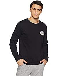 Cloth Theory Men's Sweatshirt (B0758J4G6N-B_Black_M)