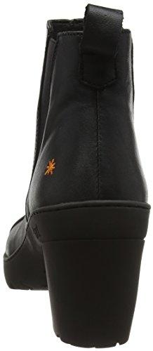 Art Travel Chelsea Boot, Bottes Classiques femme Noir - Black (Star Black)