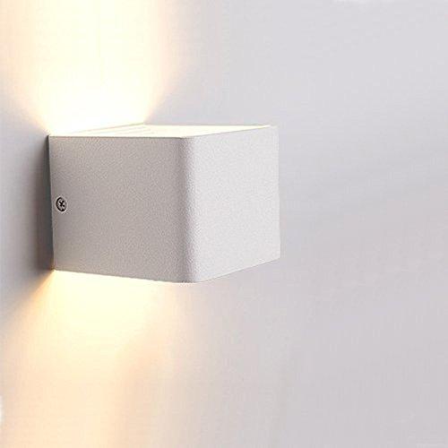 Glighone applique da parete interni lampada a muro - Applique per camera da letto ...