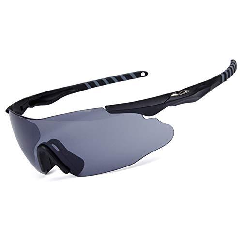 a06ddf44b0 Blisfille Gafas Hombre Snow Gafas de Protección Laboral Fotocromaticas,Azul
