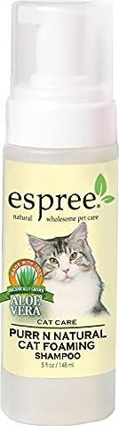 Espree Purr 'N Natural Foam Cat Shampoo - 148 ml