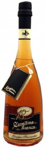 Grappa Zanin, Grappa Cavallina Blend 18 - 41,5 % Vol - 700 ml