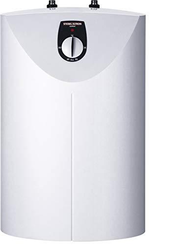 STIEBEL ELTRON Kleinspeicher SHU 5 SL, 5l, 2 kW, druckfest, Untertisch, stufenlose Temperaturwahl über Drehwähler, Frostschutzstellung, 222152