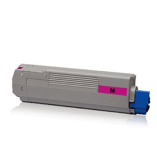 kompatible XXL Tonerkartusche Magenta - für OKI C5850 C5850N C5850DN C5950 C5950...