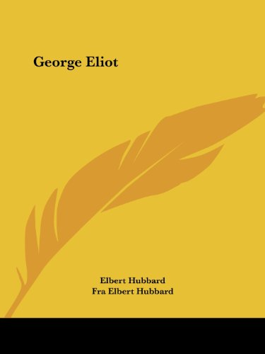 George Eliot Cover Image
