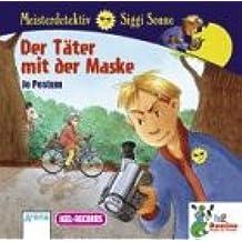 Pestum, Jo : Der Täter mit der Maske, 1 Audio-CD