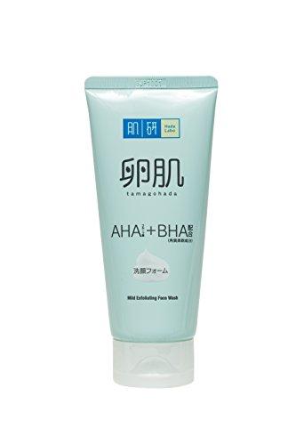 Rohto Hada Labo Mild Peeling Facial Washing Foam 130g (japan import)
