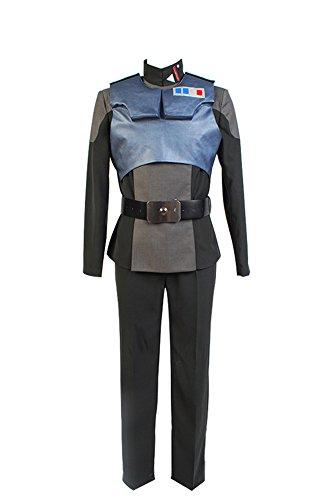 Fuman Star Wars Rebels Agent Kallus Uniform Outfit Cosplay Kostüm Herren Maßanfertigung