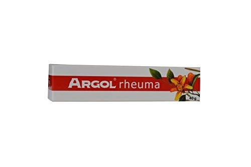 Argol Salbe, 40g, erwärmt, behebt rein pflanzlich effektiv Schmerzen mit 9 ätherischen Ölen und pflanzlichen Aktivstoffen, entzündungshemmend, durchblutungsfördernd bei Arthrose Rheuma,
