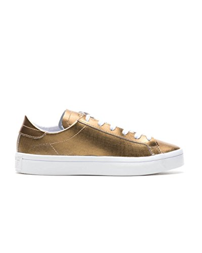 adidas Courtvantage, Sneakers Basses Femme gold
