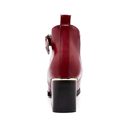 BalaMasa - Stivali da Motociclista donna Red