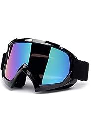 Beydodo Gafas Deportivas Gafas de Esqui Gafas Moto Motocross Gafas Protectoras de Seguridad Gafas Seguridad
