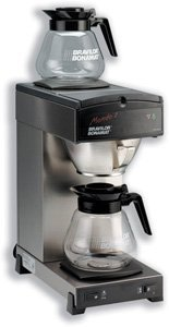 Bravilor Coffee Machine Makes 144 Cups per Hour 12 Cups per Jug 2 Jugs Ref C01508