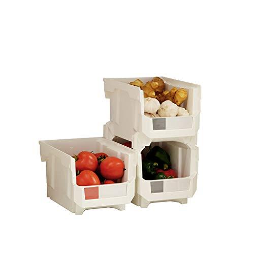 Paniers De Rangement Plastique Pratique Fruits Panier De Legumes