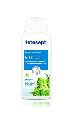 tetesept Erkältung Dusche 250 ml, 5er Pack (5 x 1 Stück)