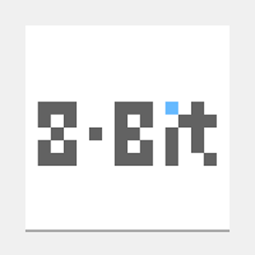 8bit android launcher theme