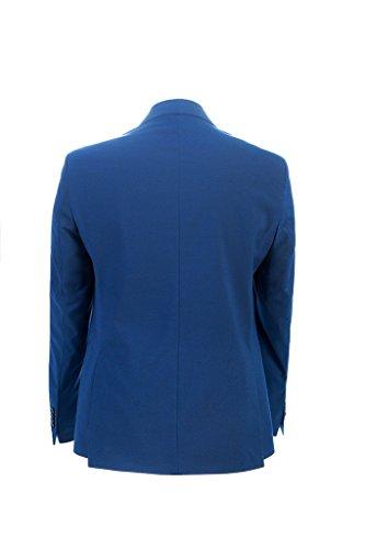 Vincent Trade Herren Anzugjacke Blu medio
