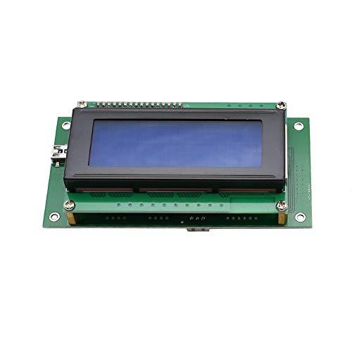 Nrpfell 20x4 2004 LCD Smartie Kit Explorer Grün Auf Schwarz -