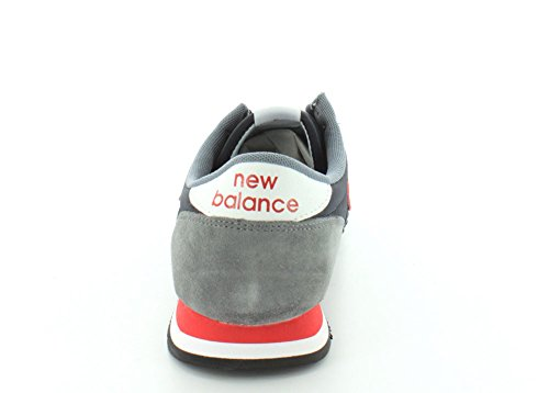New Balance U420 D, Baskets Basses Mixte Adulte Gris