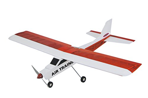 Jamara 006144 - Air Trainer 46 Lasercut Kit, 1600 mm (Rc Gas Flugzeug-kit)