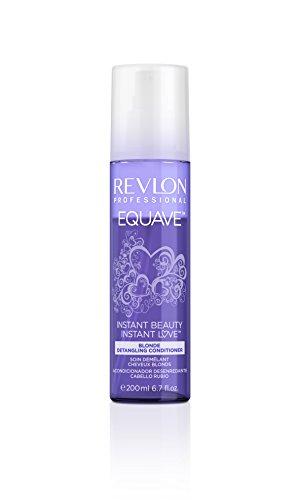 REVLON PROFESSIONAL Equave Instant Beauty Blonde Detangling Conditioner, 200 ml